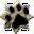 Серебряная лапка - за второе место в конкурсе лисичек №3