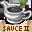 «Серебряный соусник» - награда для того, кто предоставил соус 10 раз в секретных разделах. Всем известно, что соус (для гифки) - это ссылка на видео, с которого была сделана гифка.