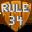 «Хлипкий щит R34» - выдаётся новобранцам, способным набрать 20 рейтинга r34.