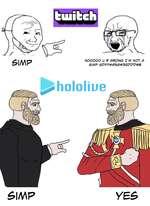 e>\mp NOOOOO U R WRONâ I'M NOT /А £IMP £!7FF#4%£#3SPPP#<§> hololiue £IMP УЕ£